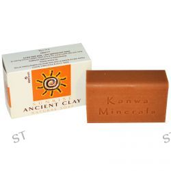 Zion Health, Ancient Clay Natural Soap, Sunrise, 6 oz (170 g)