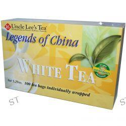 Uncle Lee's Tea, Legends of China, White Tea, 100 Tea Bags, 5.29 oz (150 g)