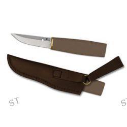 Spyderco Puukko G 10 Traditional Finnish Fixed Blade Full Tang FB28GBNP