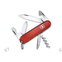 Victorinox Swiss Army 91mm Spartan Red Pocket Knife Serrated Main Blade 53152