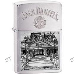 Zippo Limited Edition Series 5 Jack Daniel's Windproof Lighter 28894 New