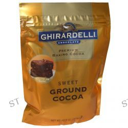 Ghirardelli, Sweet Ground Cocoa, 10.5 oz (298 g)