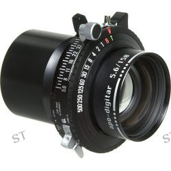 Schneider 150mm f/5.6 Apo Digitar N Lens w/ Copal #0 03-016534