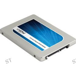 "Crucial BX100 500GB SATA 6 Gb/s 2.5"" CT500BX100SSD1 B&H"