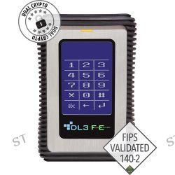 Data Locker 2TB DL3 FE Encrypted External USB 3.0 Hard FE2000