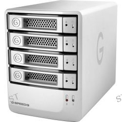 G-Technology 12TB G-Speed Q 4-Bay Storage Array 0G02838 B&H