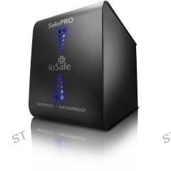 IoSafe SoloPRO Fire and Waterproof USB 3.0 External SM3TB1YR B&H