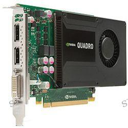 HP 2GB NVIDIA Quadro K2000 DL-DVI+2xDP Graphics Card C2J93AA B&H