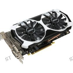 MSI Radeon R7 370 Overclocked Graphics Card R7 370 2GD5T OC B&H