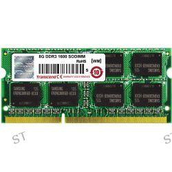 Transcend 8GB DDR3 1600 MHz SODIMM 12800 for Mac TS8GAP1600S B&H