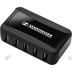 Sennheiser MCH 7 Multi-USB Power Station for CH 10 504348 B&H