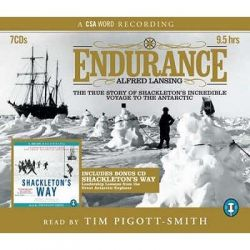 Endurance and Shackleton's Way, Both the Story and Leadership Lessons from the Antarctic Explorer Shackleton Audio Book (Audio CD) by Alfred Lansing, 9781904605447. Buy the audio book onli