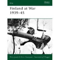 Finland at War 1939-45, Elite by Philip S. Jowett, 9781841769691.