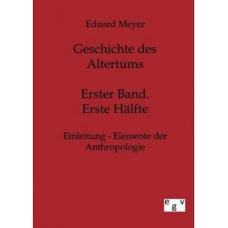 Geschichte Des Altertums by Eduarfd Meyer, 9783863826611.