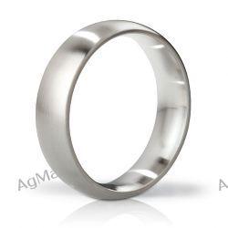 Mystim - Pierścień erekcyjny - His Ringness Earl szczotkowany 55mm