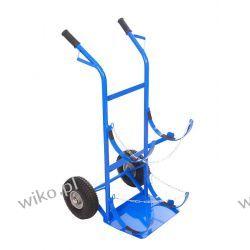 Wózek na 2 butle 13 L Propan-Butan