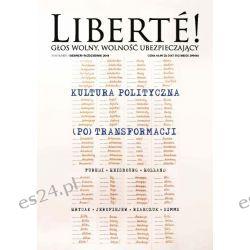 XVIII nr Liberté! Kultura Polityczna (PO)Transformacji