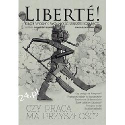 """Liberte! nr XXIV """"Przyszłość pracy"""""""