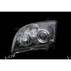 Toyota Avensis - regeneracja reflektorów
