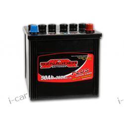 Akumulator Sznajder 50Ah 360A (EN) P+
