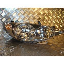 Peugeot 307 - lampa prawa - ORYGINAŁ
