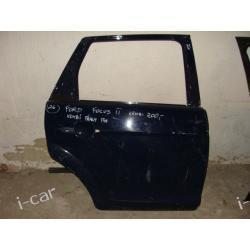Ford Focus II kombi - prawe drzwi tył - Oryginał