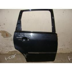 VW Polo Okular - prawe drzwi tył - ORYGINAŁ