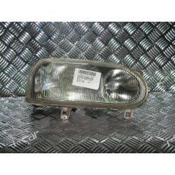VW Golf III Lampa reflektor prawy H1+H1 kompletna
