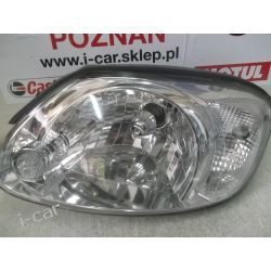 HYUNDAI GETZ ATOS -LEWA LAMPA REFLEKTOR - I-CAR