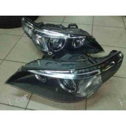 LAMPY PRZÓD BMW 5 E60 ORYGINALNE 2SZT BI-XENON