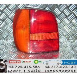 lewa lampa  VW POLO 6N ORYGINAŁ kompletna - FV