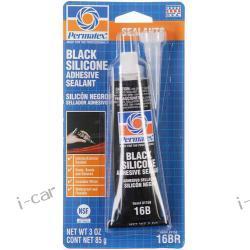 Uszczelniacz silikonowy czarny PERMATEX – tubka 85 gr.