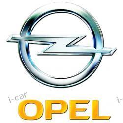 Opel KADETT VECTRA CORSA klocki hamulcowe