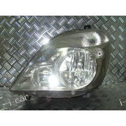 MERCEDES Sprinter A 906 - lampa lewa przód