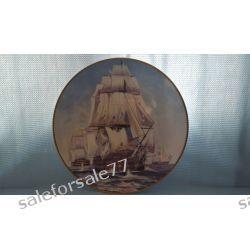 """TALERZYK """"HMS  VICTORY"""" Antyki i Sztuka"""