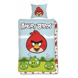 ANGRY BIRDS POŚCIEL 140x200 dziecięca ptaki bird