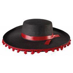 Kapelusz HISZPAN sombrero strój kostium torreador