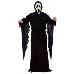 Strój KRZYK XXL kostium UPIOR maska zjawa HALLOWEN Kostiumy męskie