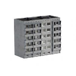 Blok czteropiętrowy typ:C, A&S Projekt