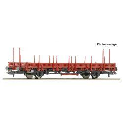 Wagon platforma typ Ks, Roco 76689