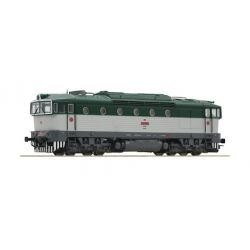 lokomotywa spalinowa T478.3 CSD, Roco 72051