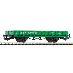 Wagon towarowy platforma typ U-zx, PIKO 58726