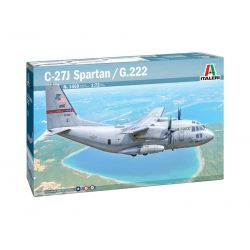 C-27 Spartan /G.222, ITALERI 1450
