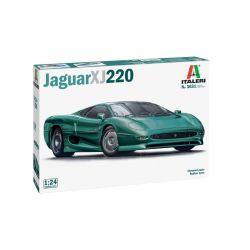 JAGUAR XJ220, ITALERI 3631