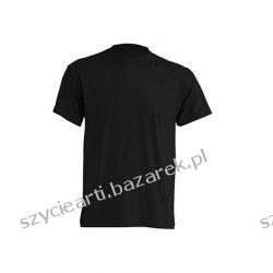 Koszulka T-shirt męski 170 Black