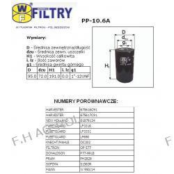 FILTR OLEJU SĘDZISZÓW PP-10.6A /CLAAS/NEW HOLLAND/NISSAN PATROL /CASE Lampy tylne
