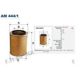 Filtr Powietrza AM 444/1 ZASTOSOWANIE:DEUTZ FAHR (SAME DEUTZ-FAHR),FENDT