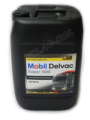 Масло Mobil Delvac Super 1400 10W30