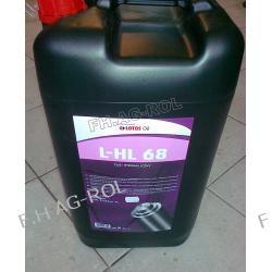 Olej hydrauliczny L-HL 68 opakowanie 30 litrów,firmy-LOTOS Lampy tylne
