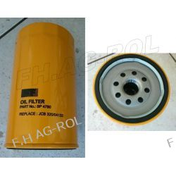 Filtr oleju SP 4780 zamiennik-JCB NR:320/04133 , MANN NR:W 950/38